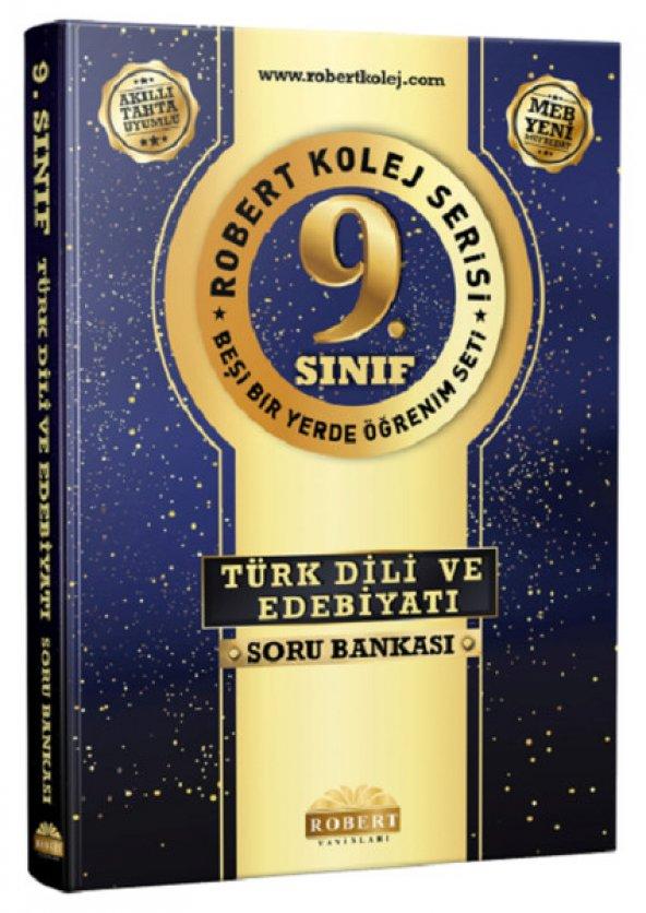 Robert Kolej Serisi 9.SINIF Edebiyat-Tarih-Coğrafya Soru Bankası