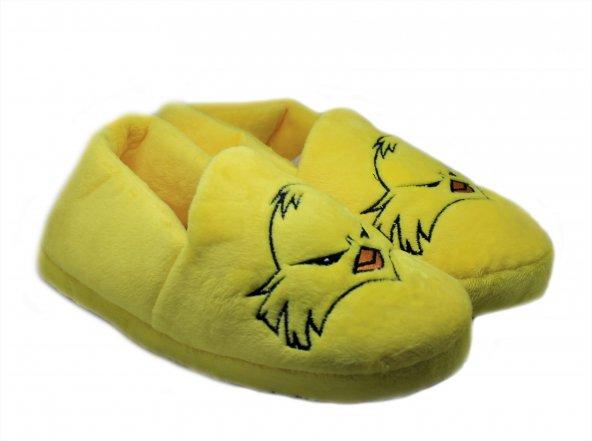 Fenerbahçe Lisanslı Kışlık Bayan Ev Ayakkabısı Panduf 58716