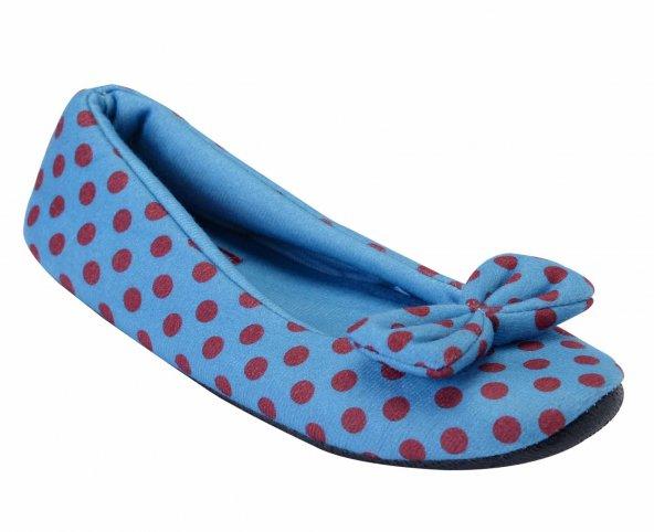yeni yıla özel fiyat!!!Lisanslı Trabzonspor Bayan Panduf Ev Ayakkabısı 58645