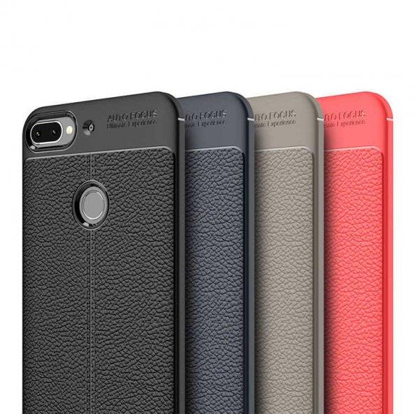 HTC Desire 12 Plus Niss Silikon Kılıf + Ekran Koruyucu Cam