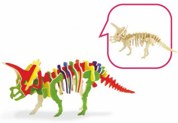 JP 230 B Dinazor, Triceratops