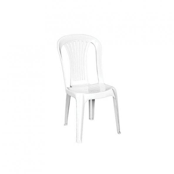 Favilla Plastik Sandalye Kolsuz