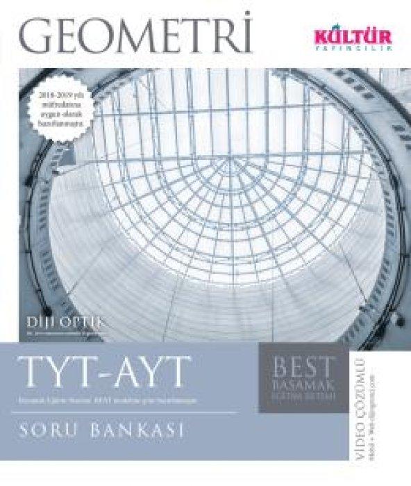 kültür Yayınları tyt ayt Geometri Soru Bankası BEST