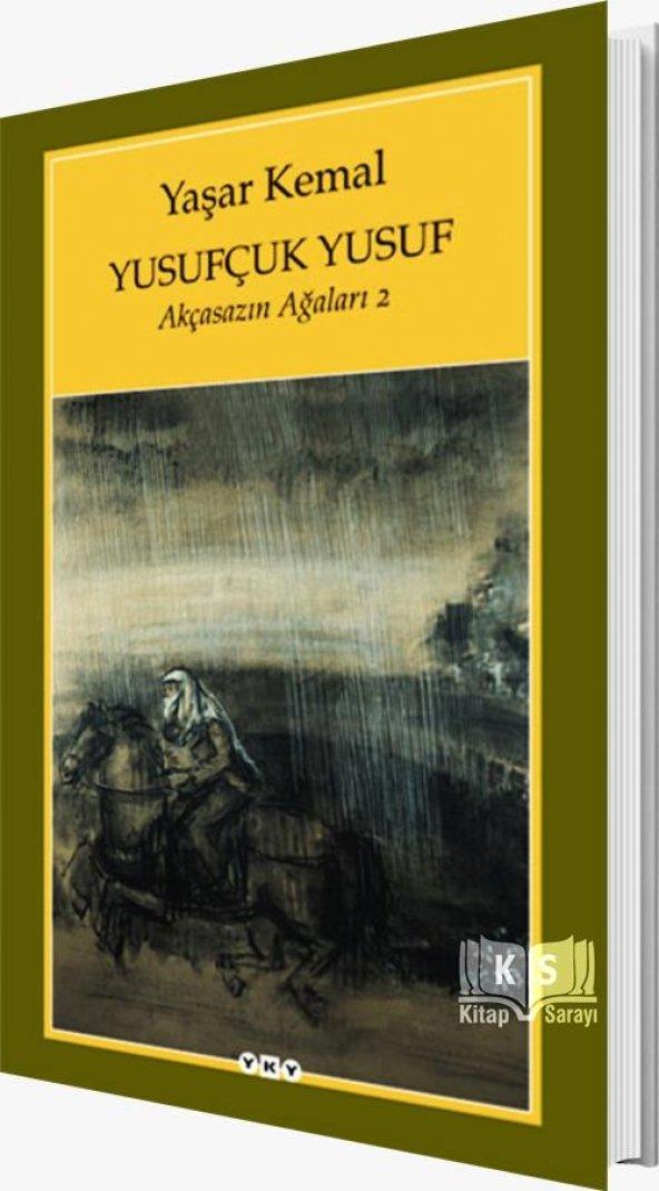 Yusufçuk Yusuf - Yaşar Kemal - Yapı Kredi Yayınları