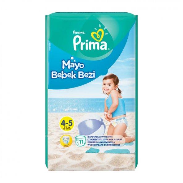 Prima Mayo Bez 11li 4-5 Beden