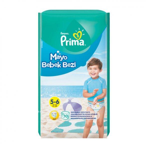 Prima Mayo Bez 10lu 5-6 Beden