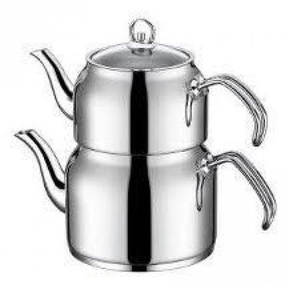 Şahane Aşiret Çaydanlık Seti