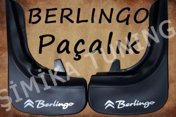 Citroen BERLINGO Paçalık 2'li