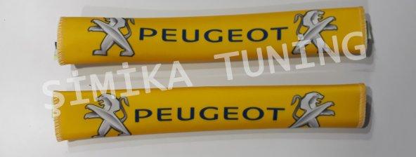 Peugeot Sarı Kemer Pedi 2 Adet