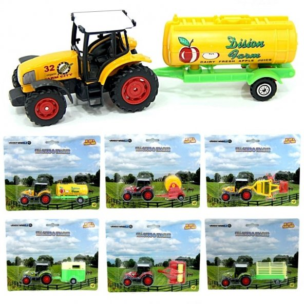 Mini Traktör Seti