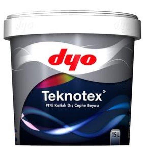 Dyo Teknotex Dış Cephe 15 Lt ( TÜM RENKLER )