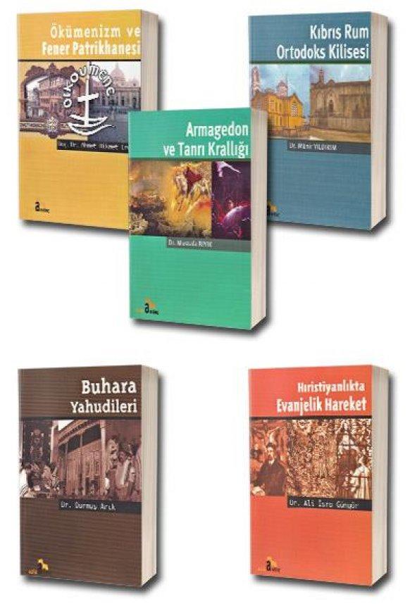Dinler ve Mezhepler Tarihi Seti - 5 Kitap