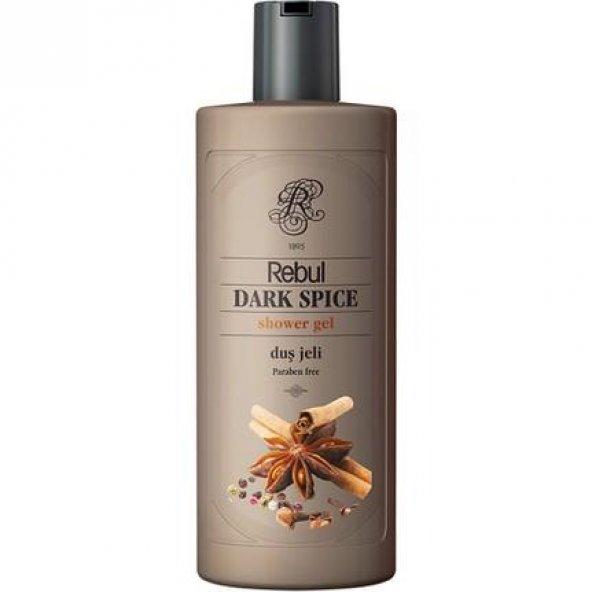 Rebul Duş Jeli 500 ml Dark Spice