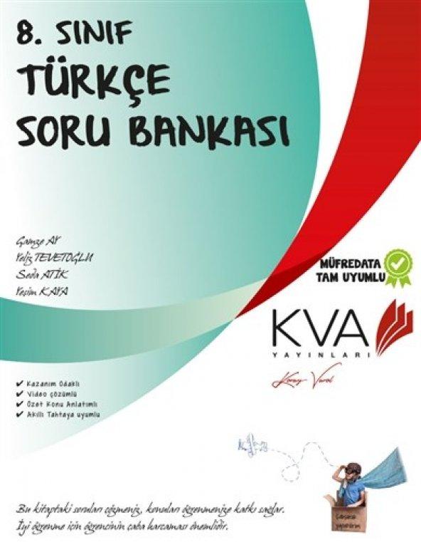 KORAY VAROL KVA 8.SINIF TÜRKÇE SORU BANKASI