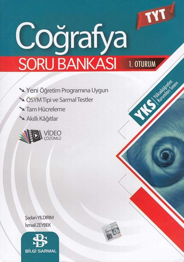 Bilgi Sarmal TYT Coğrafya Soru Bankası