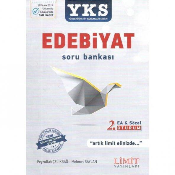 Limit YKS 2.Oturum Eşit Ağırlık Sözel Edebiyat Soru Bankası