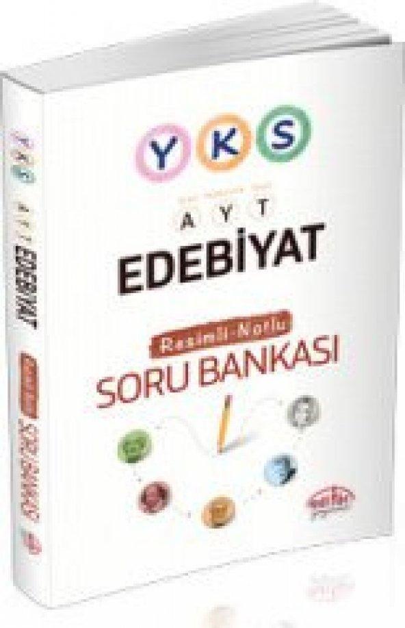 YKS Edebiyat Resimli Notlu Soru Bankası
