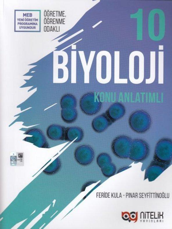 Nitelik 10.Sınıf Biyoloji Konu Anlatımlı