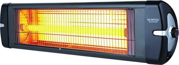 Kumtel Duvar Tipi Isıtıcı İnfrared Süper Ecoray EX-25
