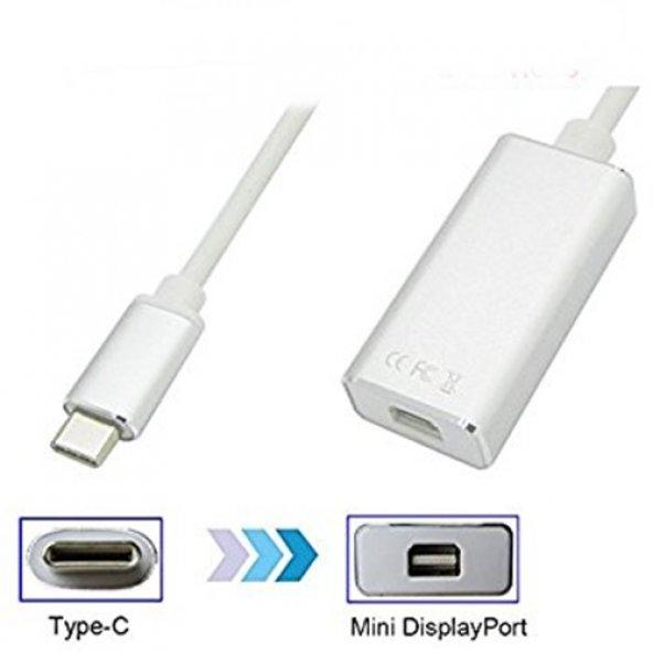 USB 3.1 TYPE-C TO MİNİ DİSPLAY KABLO
