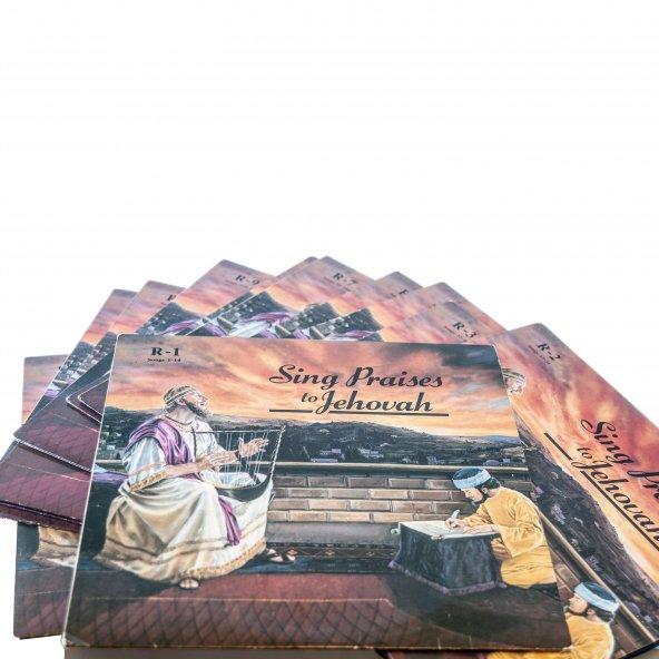 PLAK-Yehova Şahitleri Ayin Müzikleri ve İlahileri