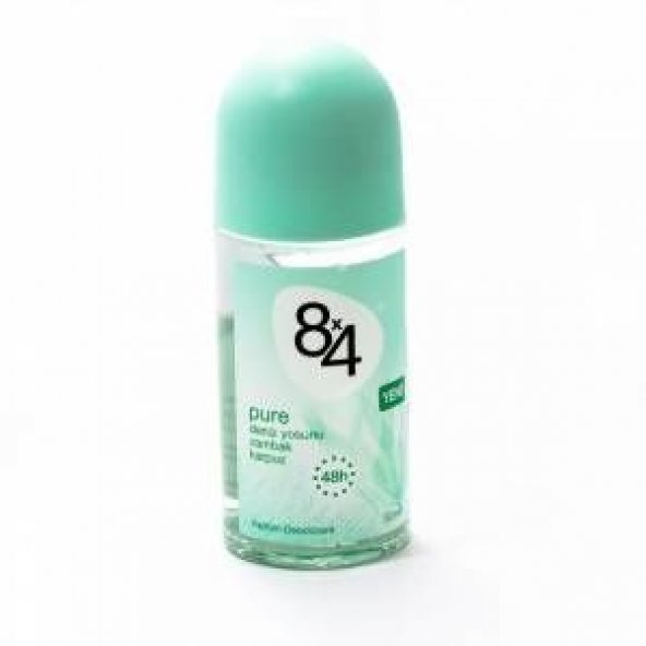 8X4 Roll-On Pure 50Ml