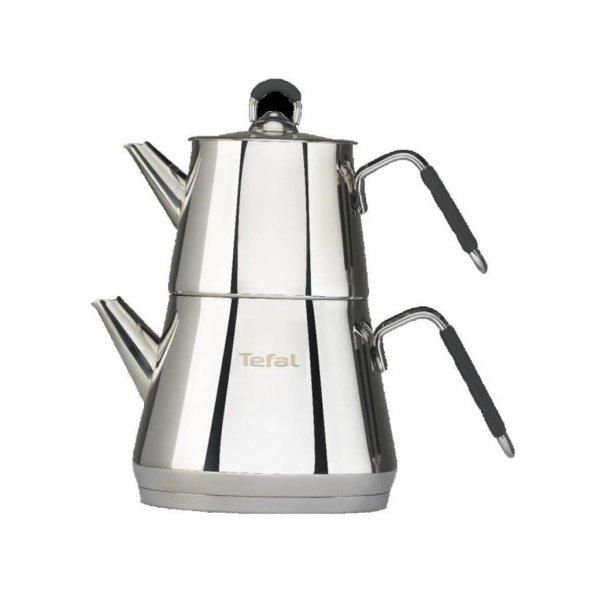 Tefal Icone Mini Çelik Çaydanlık 0.6lt - 1.25lt