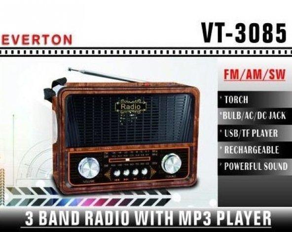 Everton RT-817 Müzik Kutusu,Fm Radyo, usb, sd, Mp3 player
