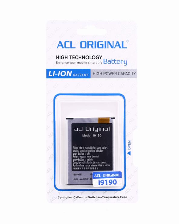 Acl Samsung İ9190-S4 Mini Batarya
