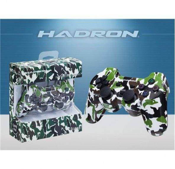 Hadron HD-319 Kamuflaj Usb Analog Gamepad Pc Oyun Kolu