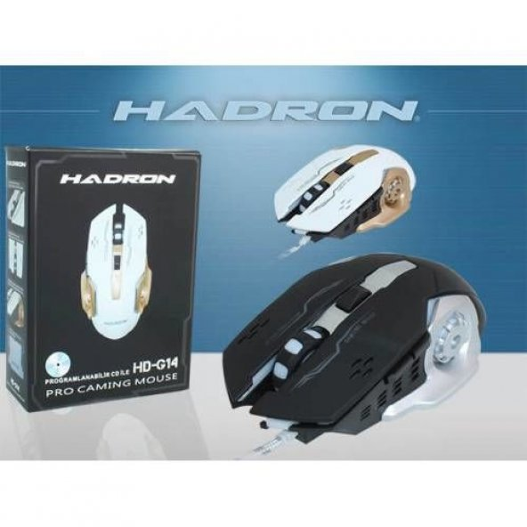 Hadron HD-G14 Oyun Mouse Kablolu