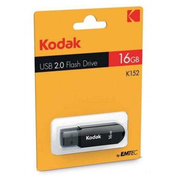 Kodak K152 16 GB USB 2.0 Flash Bellek