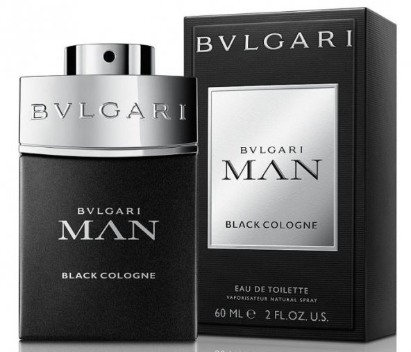 Bvlgari Man Black Cologne EDT 60 ml Erkek Parfüm