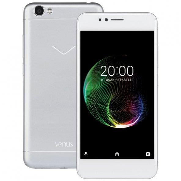 Vestel Venus E3 16 GB Gümüş (Vestel Garantili)