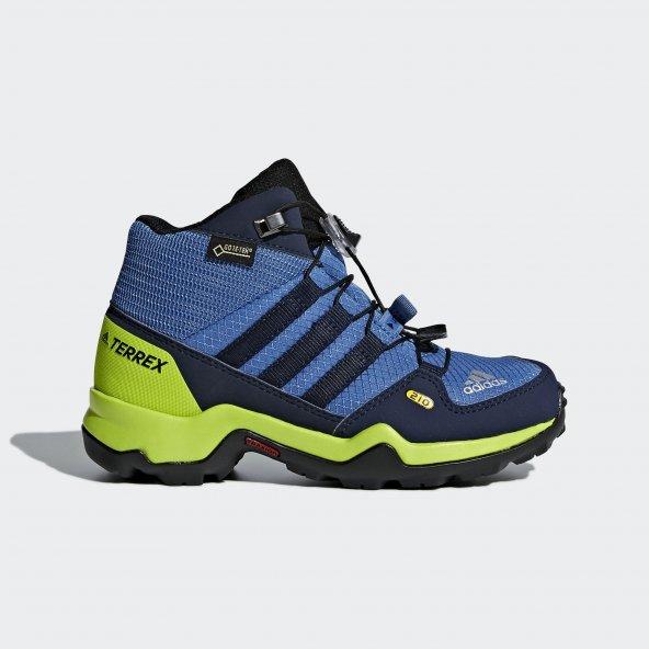 Adidas CM7710 TERREX MID GTX K Çocuk Outdoor Ayakkabı