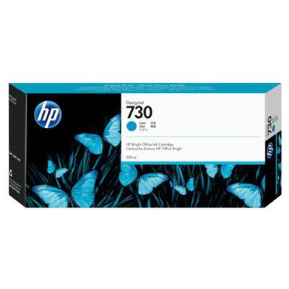 HP P2V62A (730) CAMGOBEGI 130ml GENIS FORMAT MUREKKEP KARTUSU
