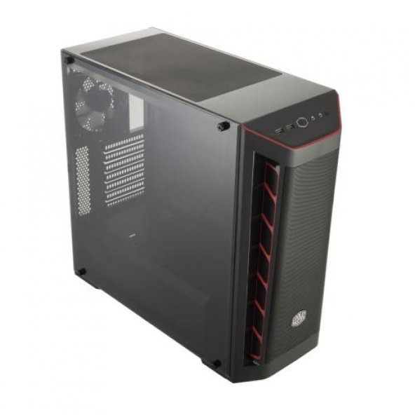 COOLERMASTER MASTERBOX MB511 USB3.0 4x12cm FAN SIYAH ATX KASA