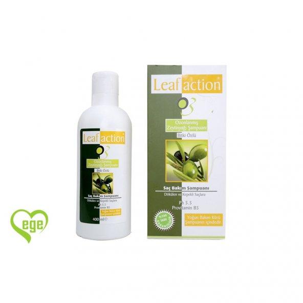 Ozonlanmış Zeytinyağı Şampuanı 400 ML