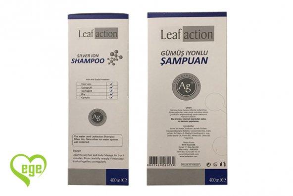 Gümüş İyonlu Şampuan 400 ml