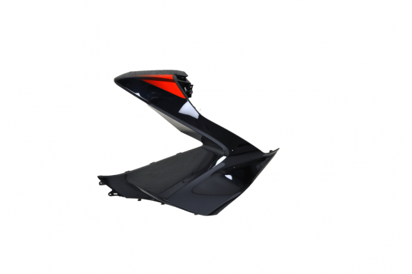 Honda PCX 150 Ön Grenaj Sağ Siyah-Kırmızı