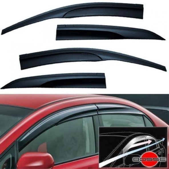 VW Golf 5 Cam Rüzgarlığı Mugen Tip Sunplex