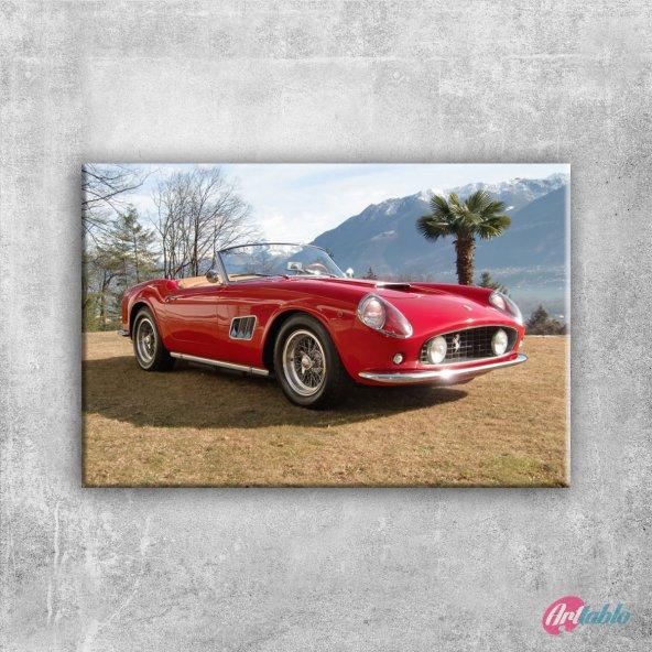 Klasik Otomobiller Ferrari 2 GT 250 Berlinetta SWB Model Amerikan