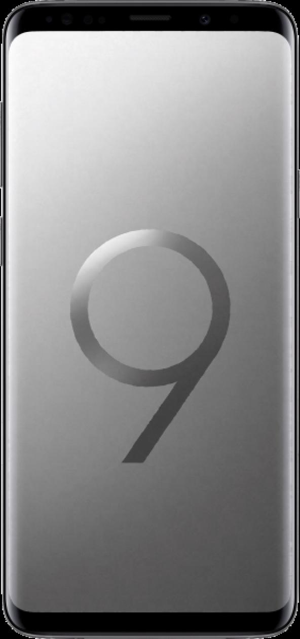 Samsung Galaxy S9 Plus 64GB Gri-Titanium (Samsung Türkiye Garantili)