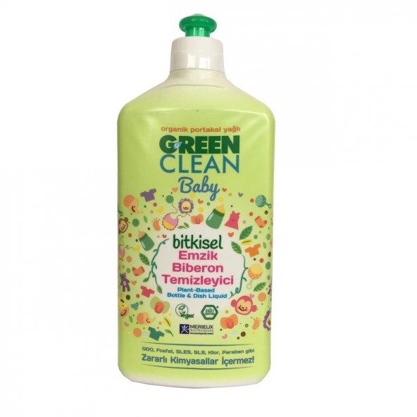 U Green Clean Baby Emzik Biberon Temizleyici 500 ml