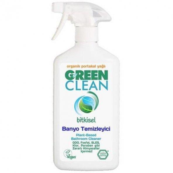 U Green Clean 500 ml Banyo Temizleyicisi Portakallı