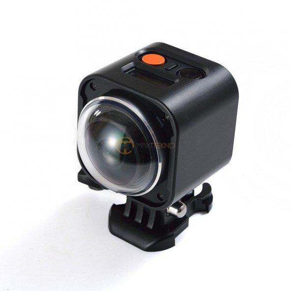 SooCoo 360H 4K Panoramik Aksiyon Kamerası