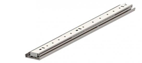 TELESKOBİK BİLYELİ ÇEKMECE RAYI 45CM STD 43mm-450mm