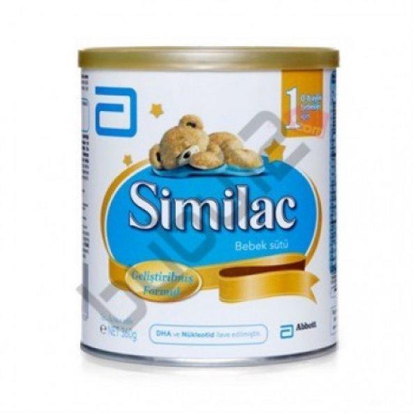 Similac 1 Bebek Sütü 0-6 AY 360gr