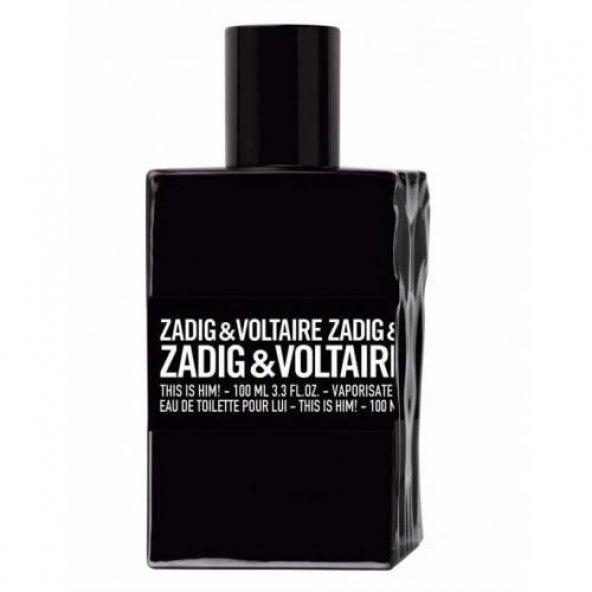 Zadig Voltaire This Is Him EDT 100 ml Erkek Parfüm