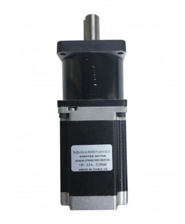 Planet Redüktörlü Step Motor 2.2 Nm - 57BHH82-300E-08B(PL5K)